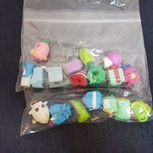 Shopkins from early seasons 1 2 3 4